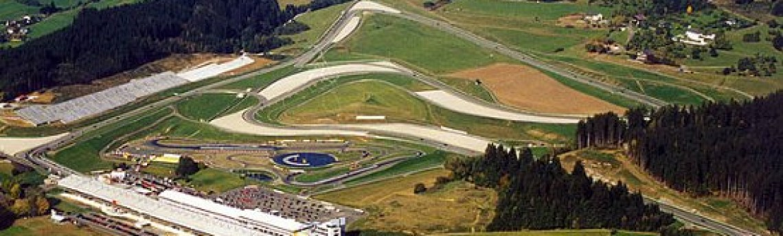 Giro di pista al Red Bull Ring