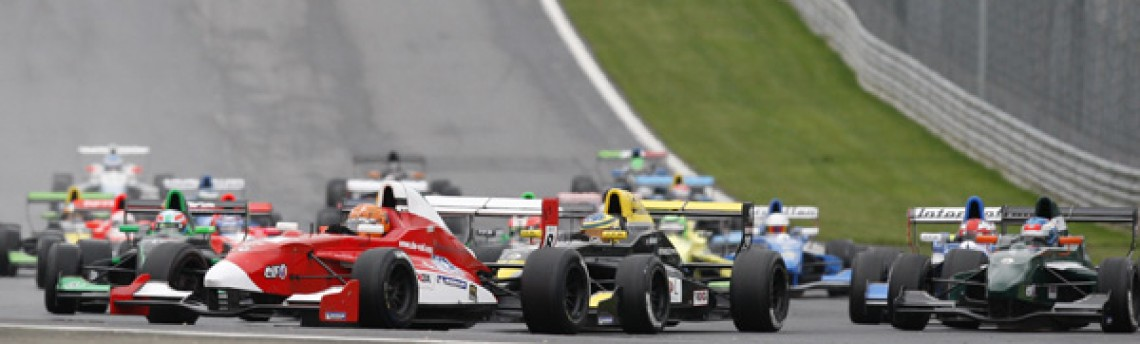 Red Bull Ring: Sabato Gara 1
